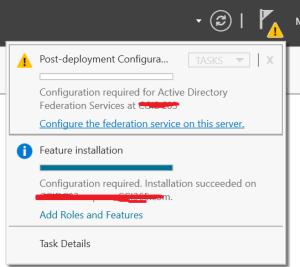 Upgrading ADFS farm to Windows Server 2016 FBL – Sam's Corner