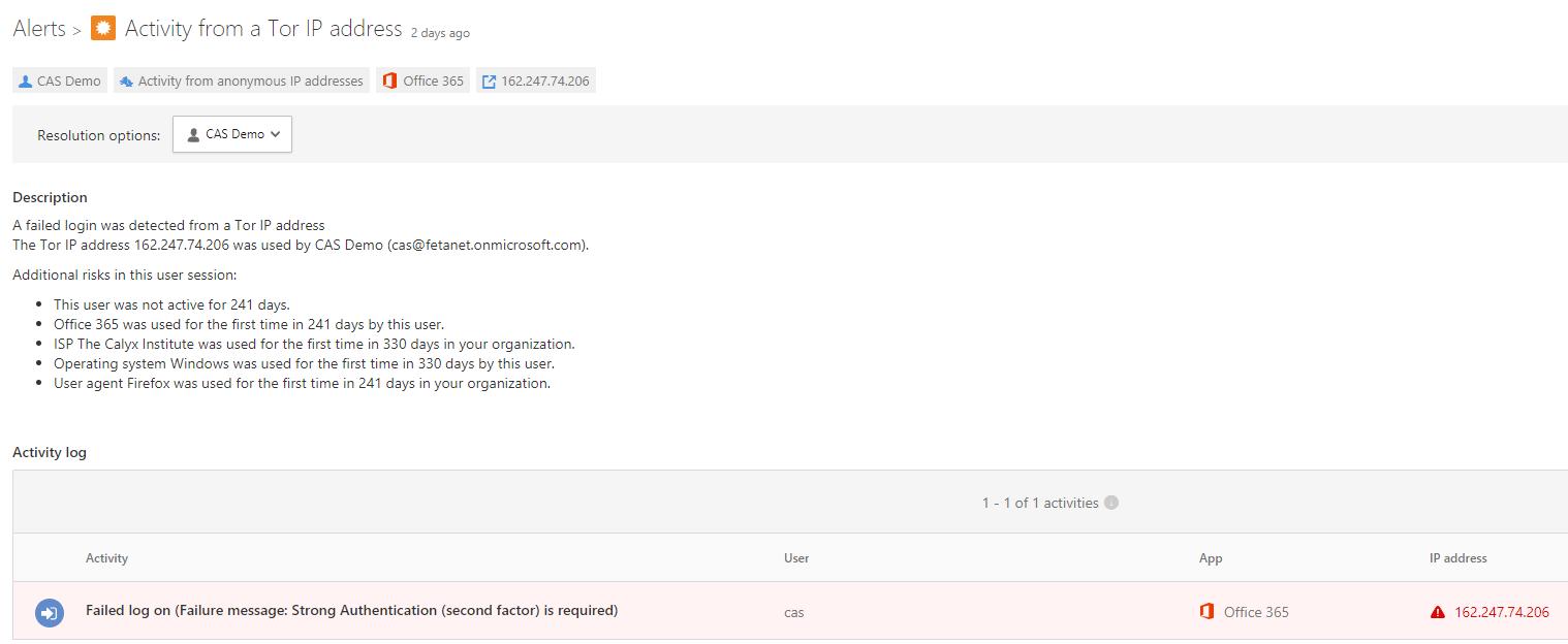 Investigate Azure Security Related Alerts – Sam's Corner