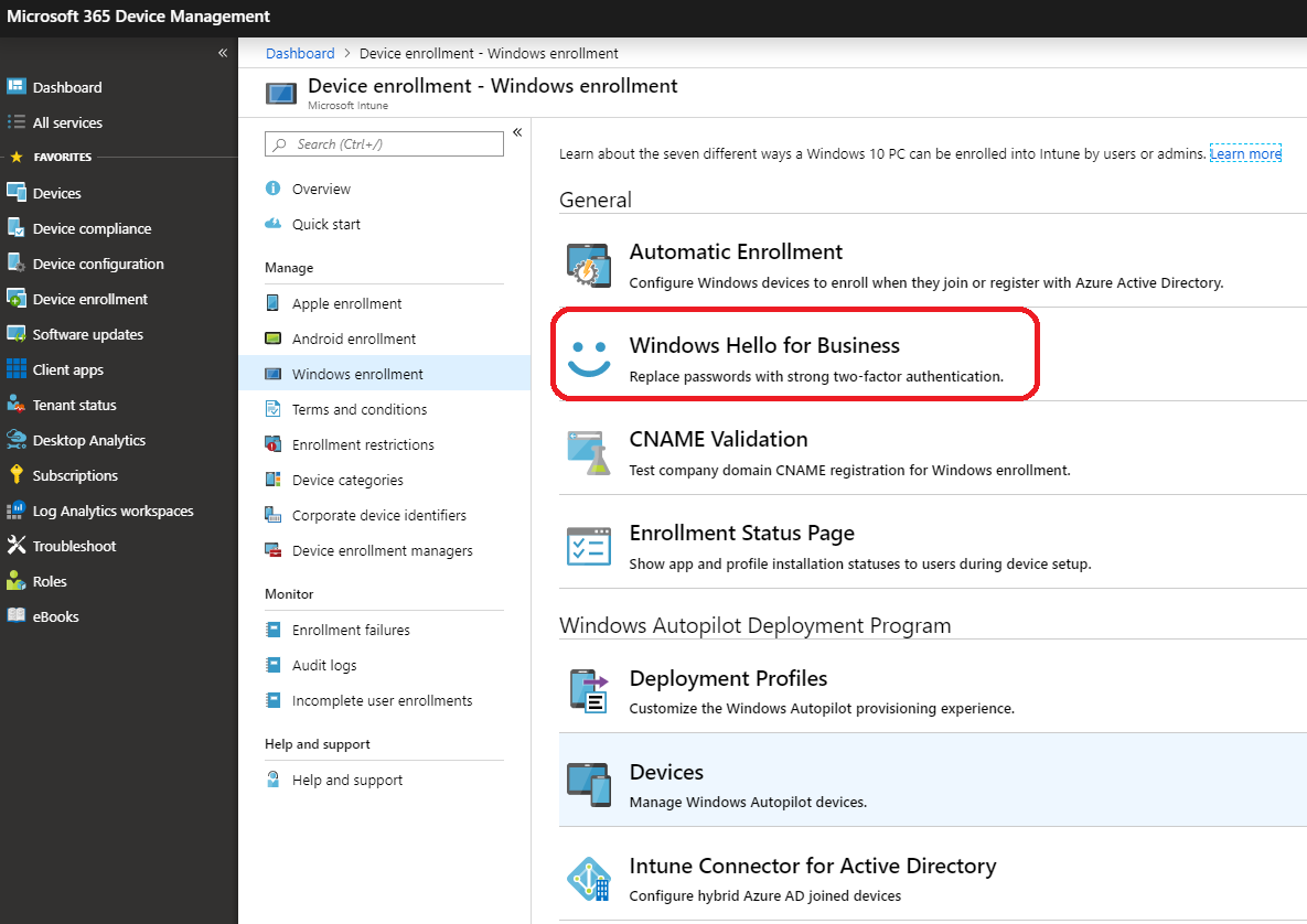 PasswordLess Auth to Azure AD With FIDO2 Security Keys
